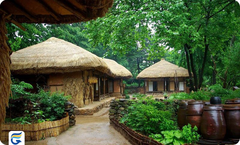 دهکده قومی کره جنوبی Korean Folk Village- هزینه سفر به کره جنوبی