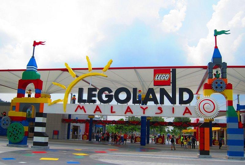 سرزمین لگو مالزی - خرید پروازهای مالزی