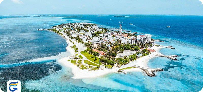 جزیره مافوشی مالدیو Maafushi island- بلیط چارتر مالدیو و پروازهای لحظه آخری