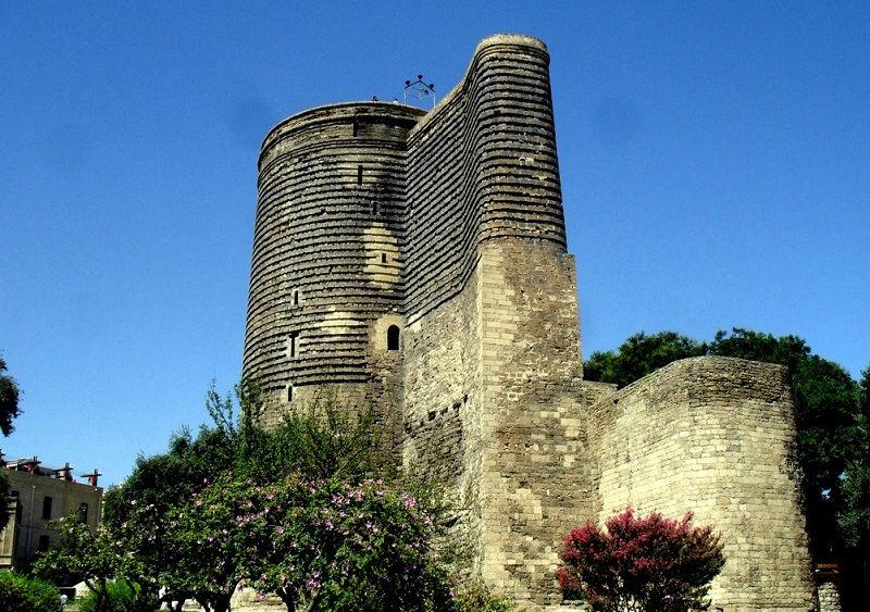 برج دختر آذربایجان Maiden Tower
