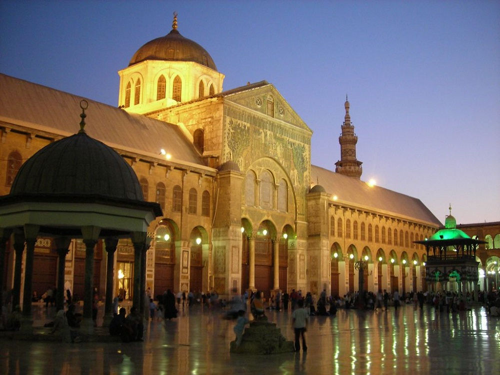 مسجد جامع اموي