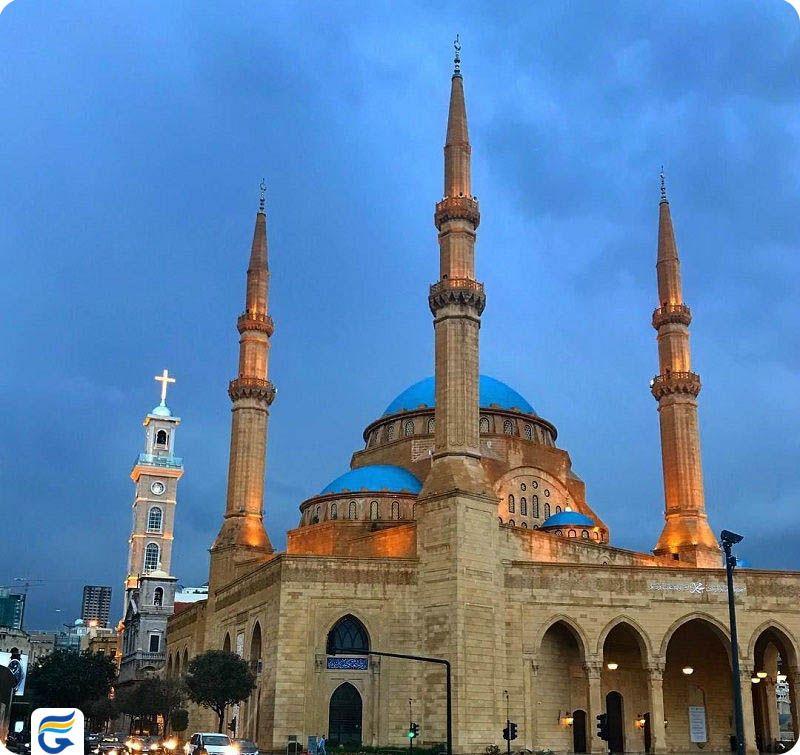 بلیط چارتر و لحظه آخری لبنان