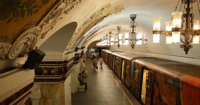 متروی مسکو روسیه و بلیط چارتر روسیه