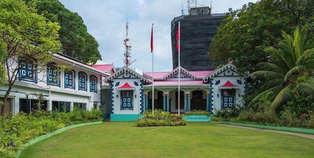 قصر مولی آگه مالدیو Mulee-aage Palace- آفر پروازهای دقیقه 90 مالدیو