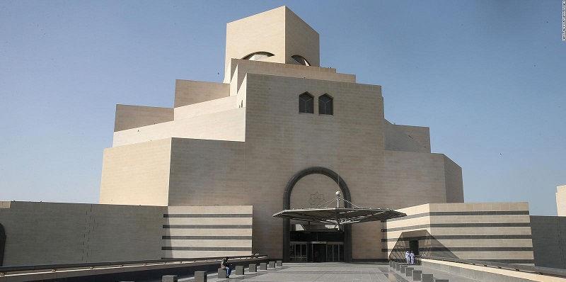 موزه هنر اسلامی قطر و خرید بلیط ارزان هواپیما به قطر