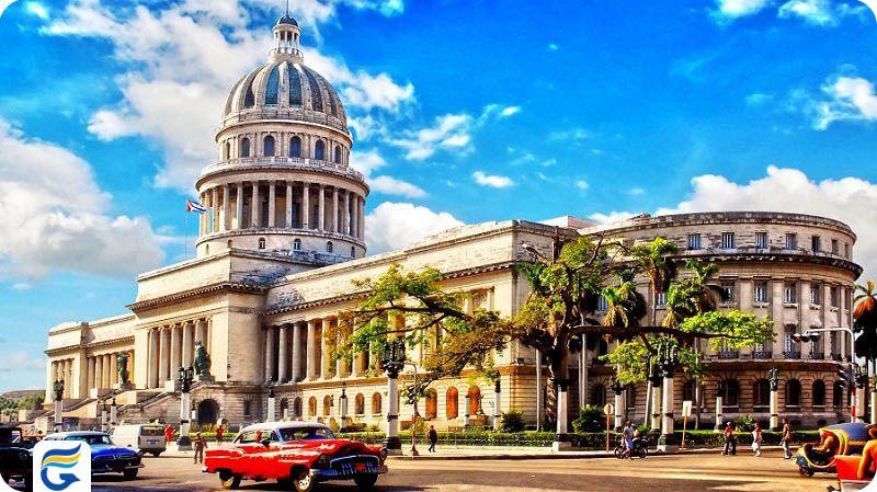 مدت زمان پروازهای تهران به کوبا