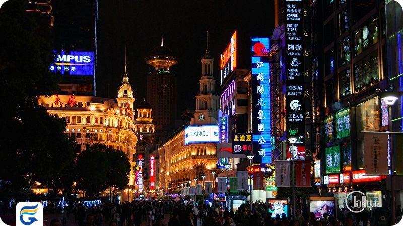 روزهای پروازهای چین