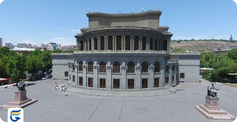 بلیط یک طرفه و رفت و برگشت تهران ایروان ارمنستان