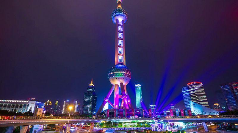 برج تلویزیونی مروارید شرقی چین - قیمت بلیط یک طرفه چین