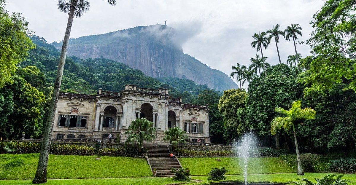پارکو لاگه برزیل Parque Lage- کمترین قیمت و بهترین پرواز برزیل