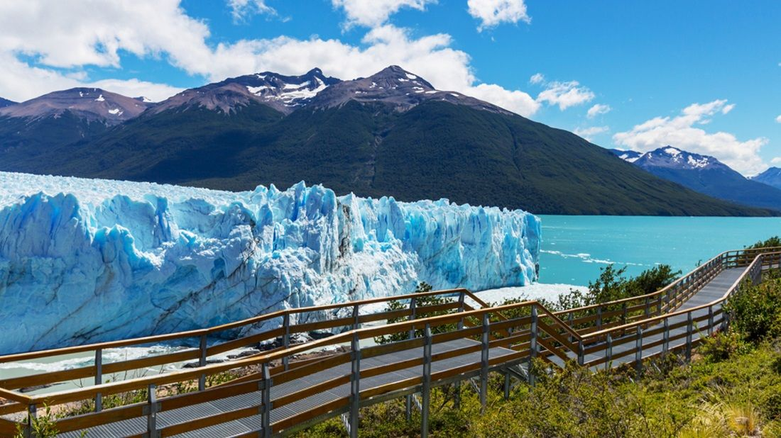 یخچال طبیعی پریتو مورنو آرژانتین Perito Moreno Glacier- بهترین پرواز آرژانیتن