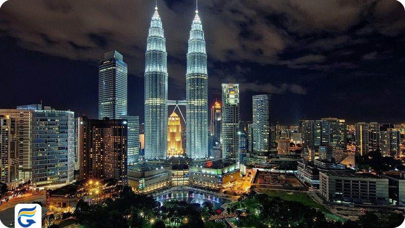 بلیط لحظه آخری مالزی