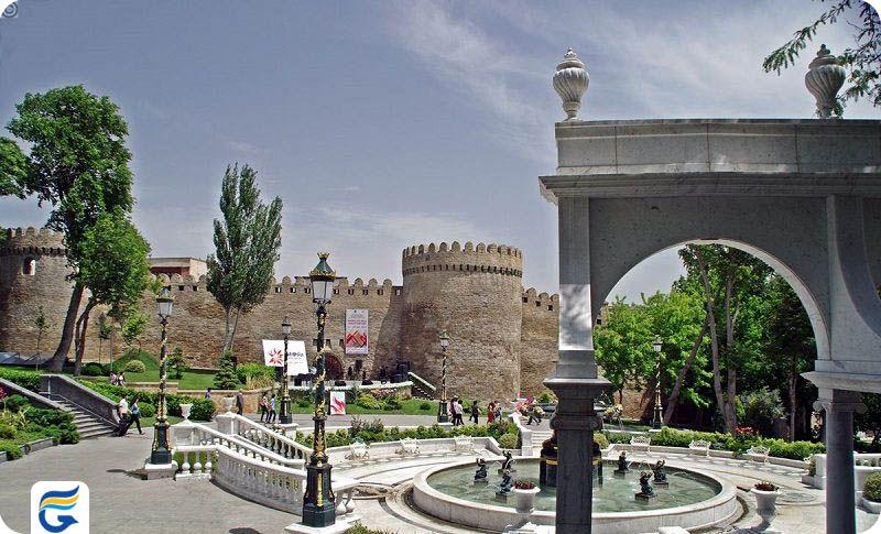 پروازهای ارزان قیمت و کمترین هزینه بلیط آذربایجان