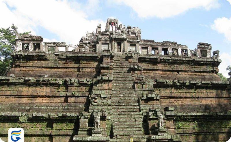 فیماناکاس کامبوج Phimeanakas- بلیط لحظه آخری کامبوج