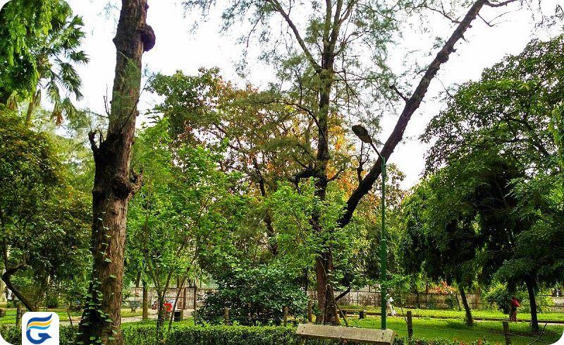 پارک رامنا بنگلادش Ramna Park- هزینه و مبلغ بلیط یک طرفه بنگلادش