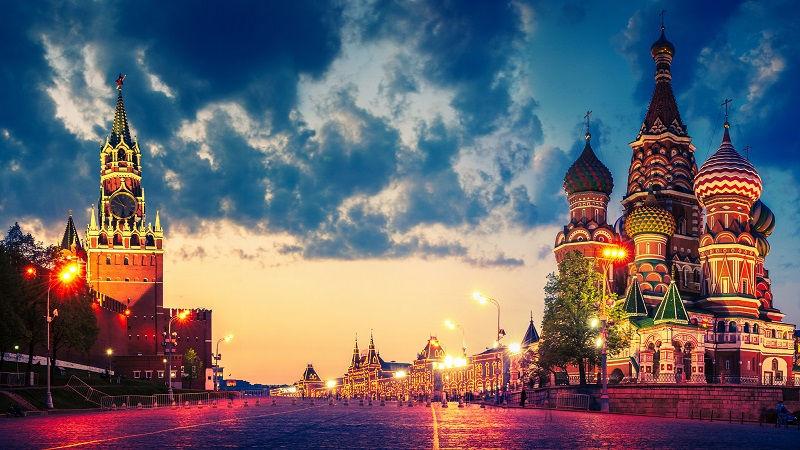 میدان سرخ روسیه و هزینه بلیط هواپیما روسیه