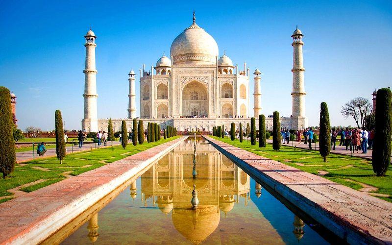 تاج محل هند - رزرو بلیط ارزان هند