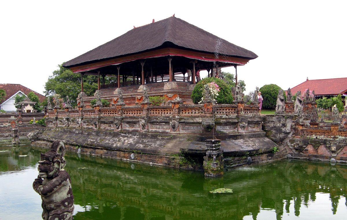 کمترین قیمت پرواز اندونزی - تامان کرتا گسا اندونزی Taman Kertha Gosa