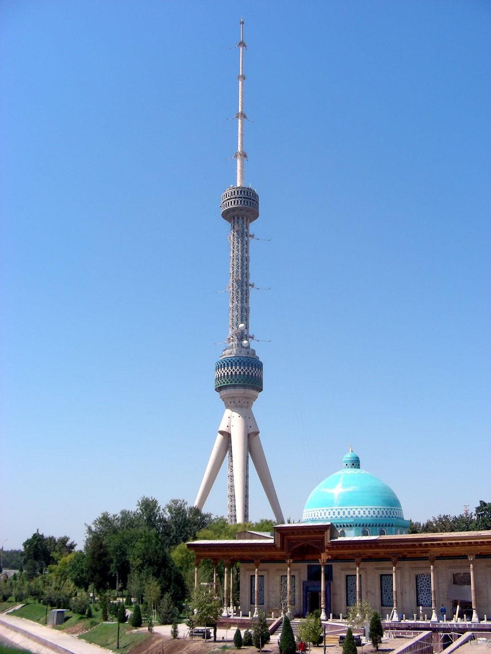 برج تاشکند