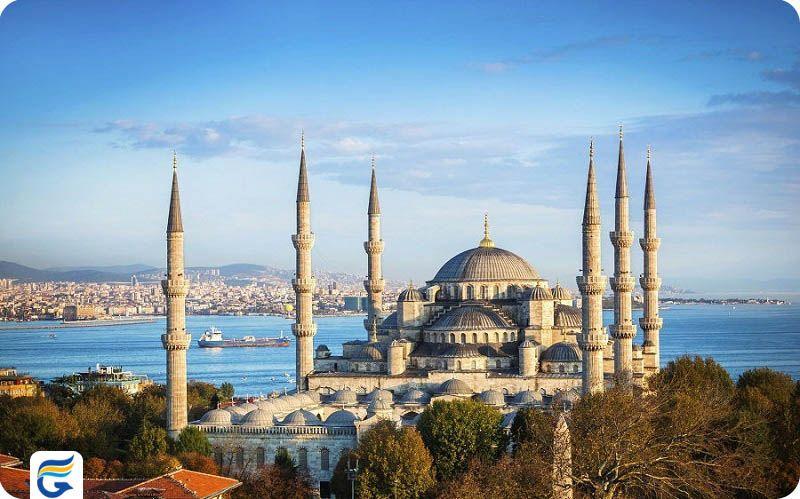 آفر بلیط های ترکیه