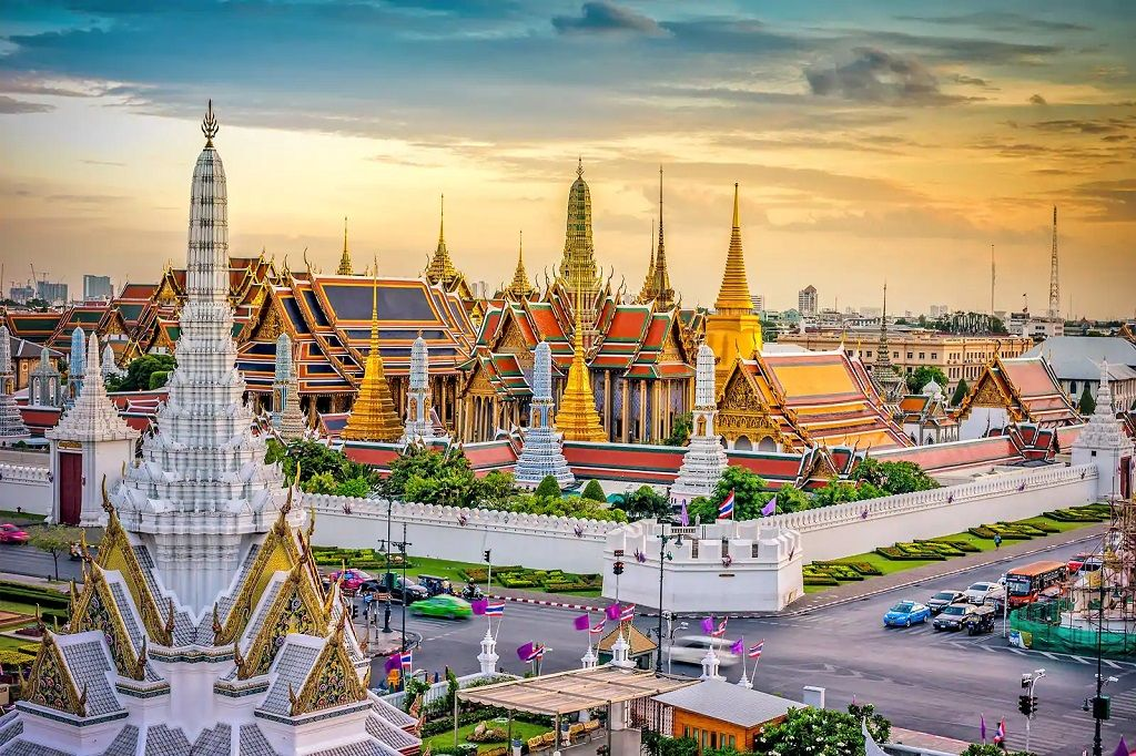 کاخ بزرگ تایلند - بلیط چارتر تایلند ماهان