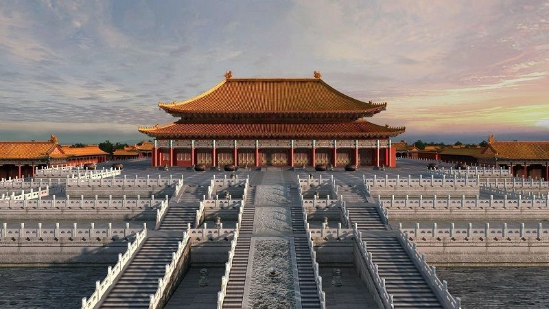 موزه کاخ چین - رزرو اینترنتی بلیط چین