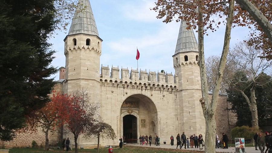 کاخ توپکاپی ترکیه Topkapı Palace