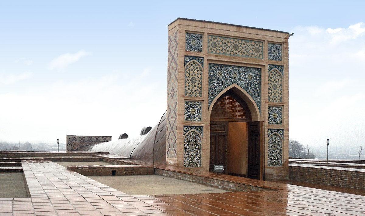 رصدخانه اولهگ ازبکستان