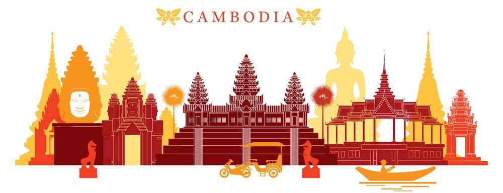 ارزانترین قیمت بلیط کامبوج