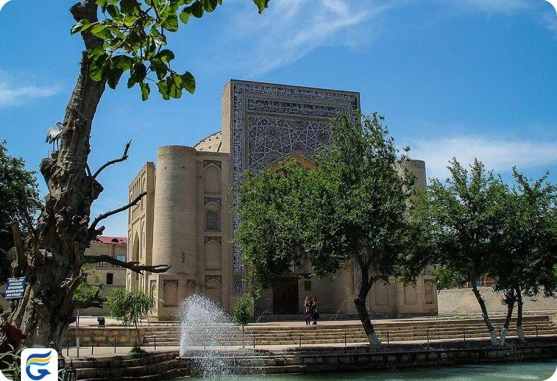 پروازهای لحظه آخری و چارتر ازبکستان