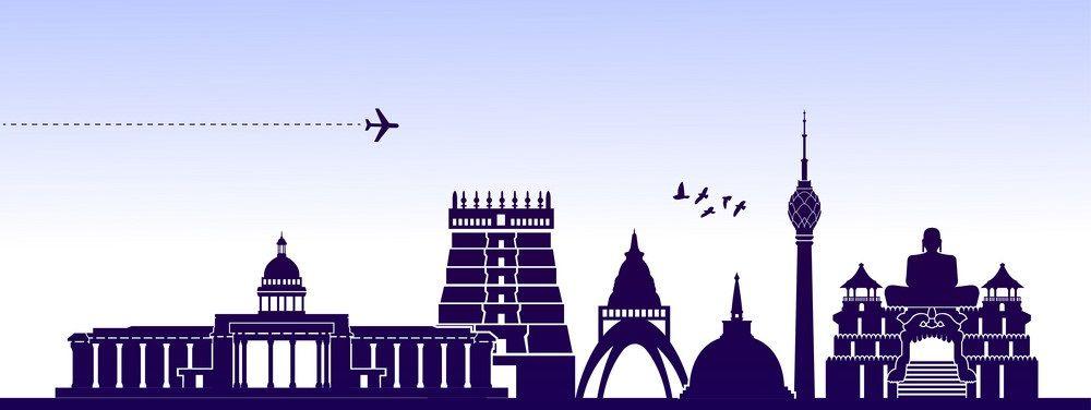 ارزانترین قیمت بلیط سریلانکا