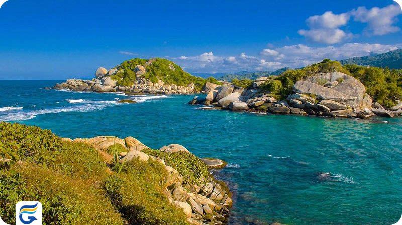 پارک ملی تیرونا کلمبیا tayrona national park- بلیط چارتر و لحظه آخری کلمبیا