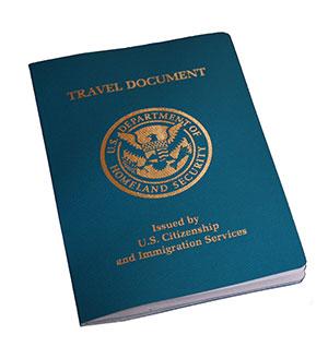 درباره نحوه دریافت پاسپورت سفید (وایت پاس - Re-entry permit)
