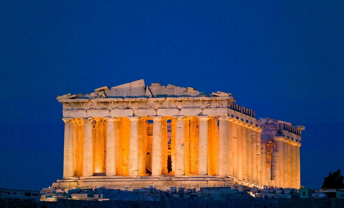 بلیط چارتر یونان - آکروپولیس یونان Acropolis of Greece