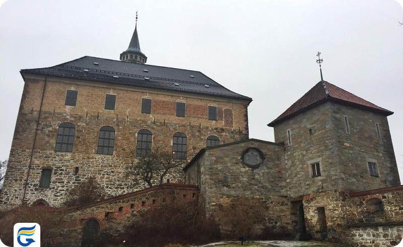 بیشترین تخفیف پروازهای نروژ - قلعهی آکِرشوس نروژ Akershus Castle
