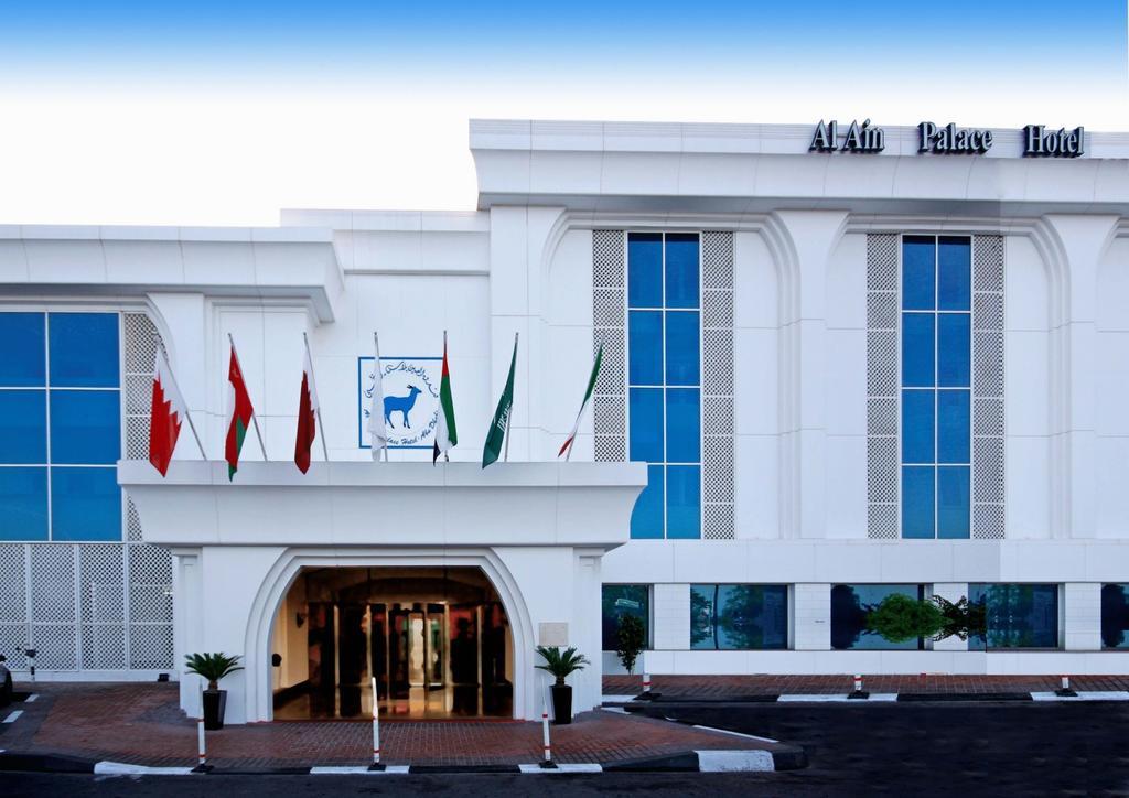 هتل العین پالاس ابوظی Al Ain Palace Hotel - بهترین هتل های 4 ستاره ابوظبی