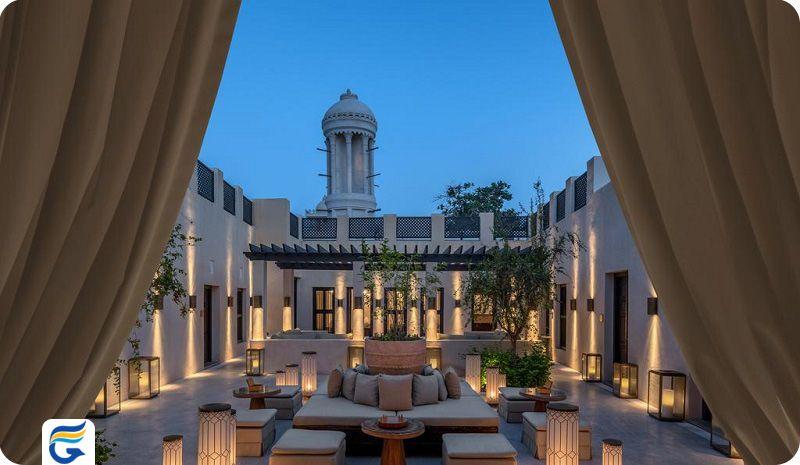 هتل البیت شارجه Al Bait Sharjah hotel- اجازه آپارتمان در شارجه