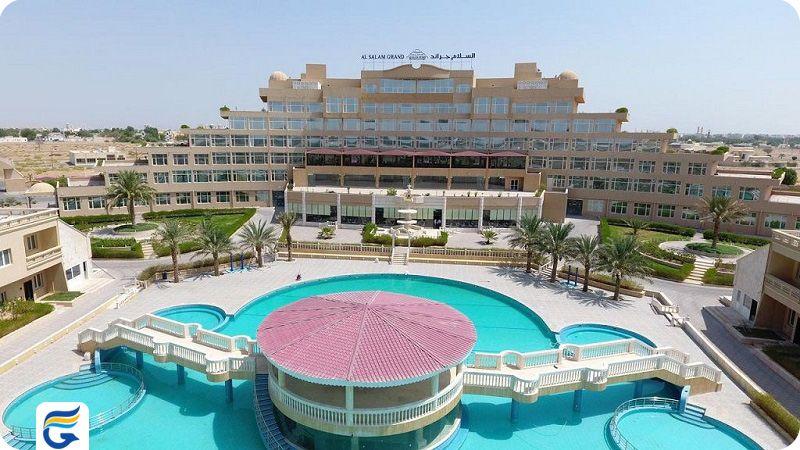 هتل السلام گرند شارجه Al Salam Grand Hotel- خرید اینترنتی هتل های شارجه