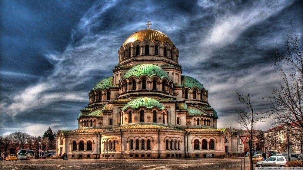کلیسای جامع الکساندر نوسکی بلغارستان Alexander Nevsky Cathelral - رزرو اینترنتی بلیط بلغارستان