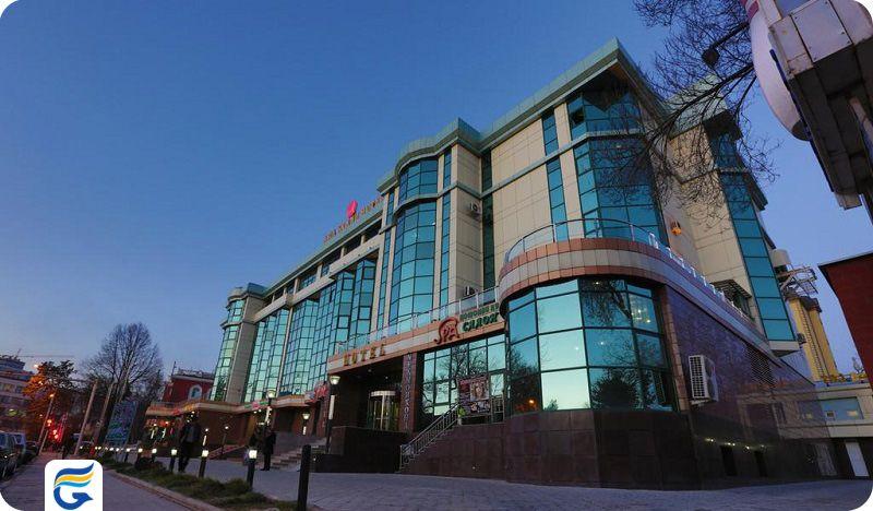 هتل آسیا گرند دوشنبه - کارگزار رسمی هتل های تاجیکستان