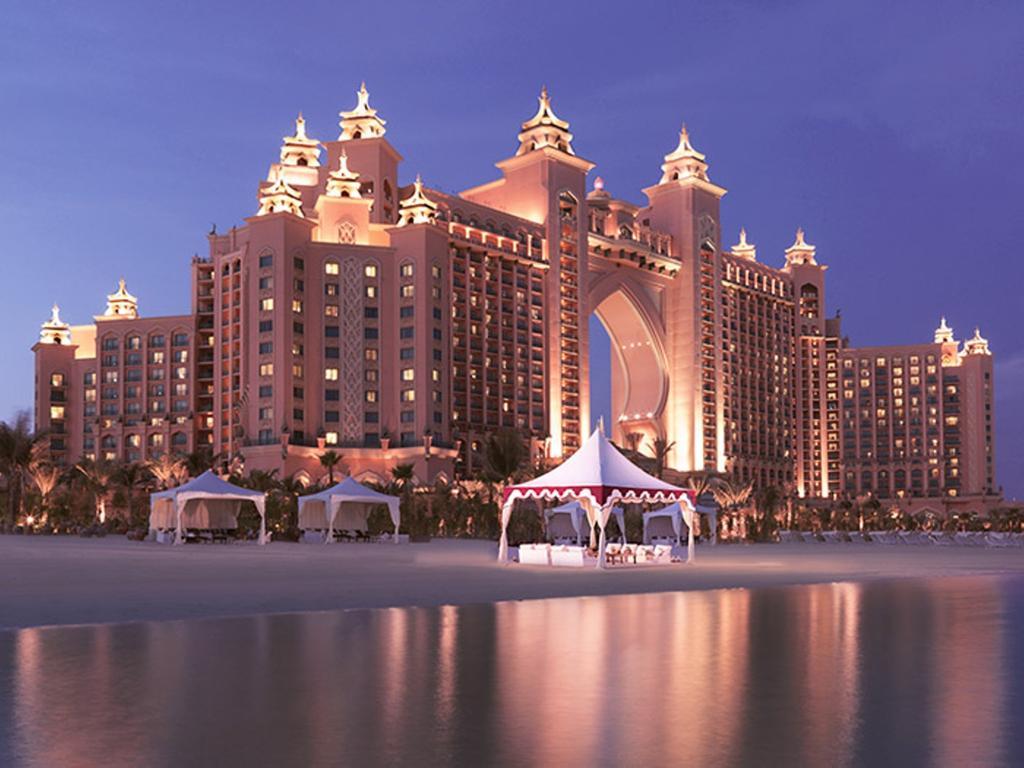 آتلانتیس دپالم دبی Atlantis The Palm- اجازه آپارتمان در دبی