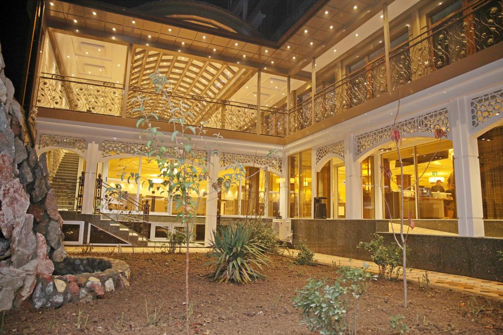 هتل اطلس دوشنبه تاجیکستان - ارزانترین هتل های 3 و 4 ستاره دوشنبه