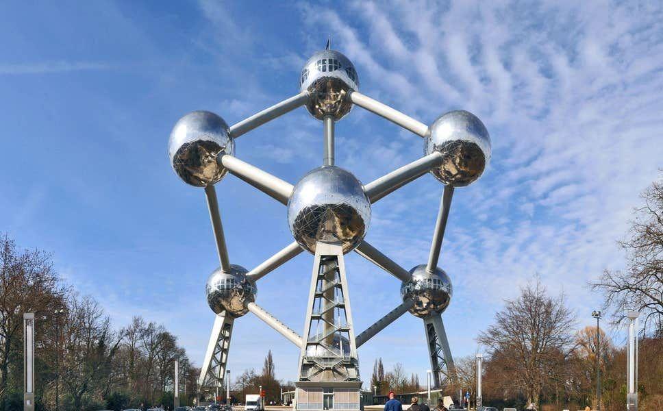 اتومیوم Atomium - خرید اینترنتی بلیط بلژیک