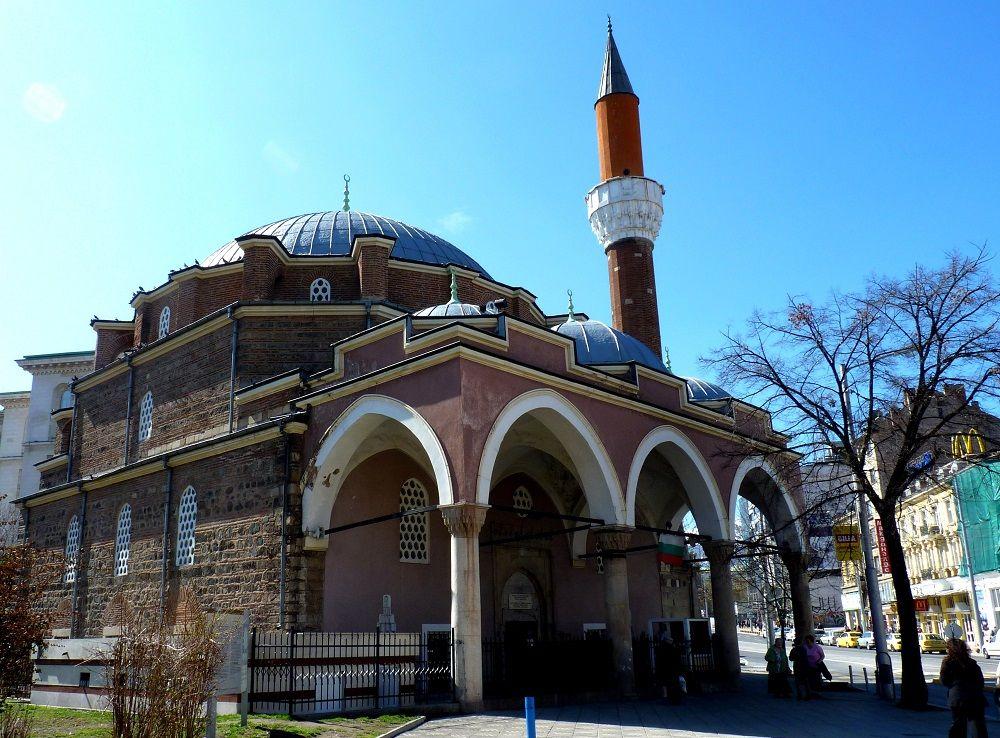 مسجد بانیا باشی بلغارستان Banya Bashi Mosque - بلیط چارتر بلغارستان