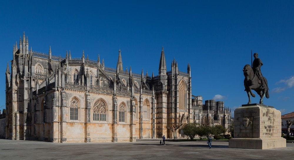بلیط هواپیما پرتغال - صومعه باتالا پرتغال Batalha Monastery