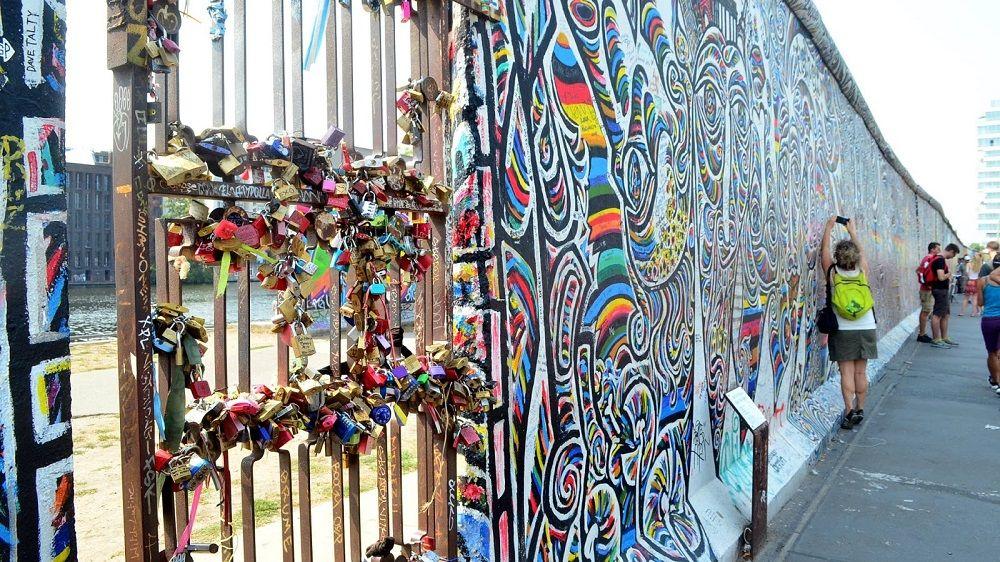 بلیط آلمان - دیوار برلین آلمان