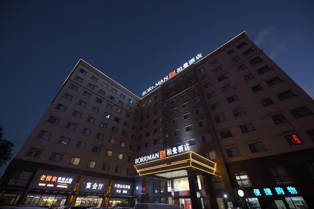 هتل های ارزان شانگهای