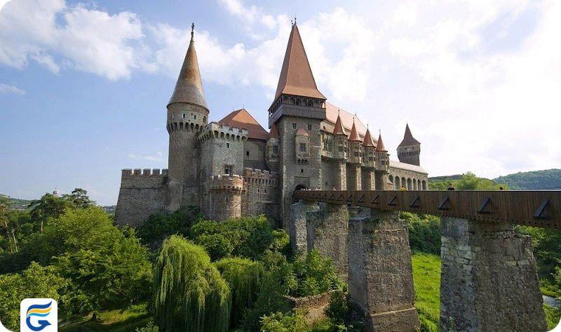 هزینه سفر به رومانی