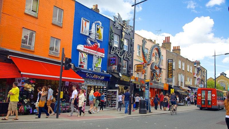 کمدن تاون Camden Town