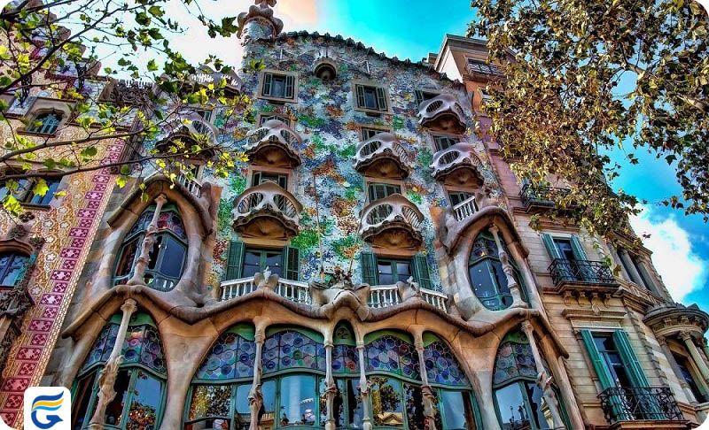 ارزانترین نرخ پروازهای اسپانیا